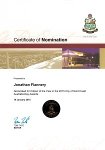 Gold Coast Citizen of the Year